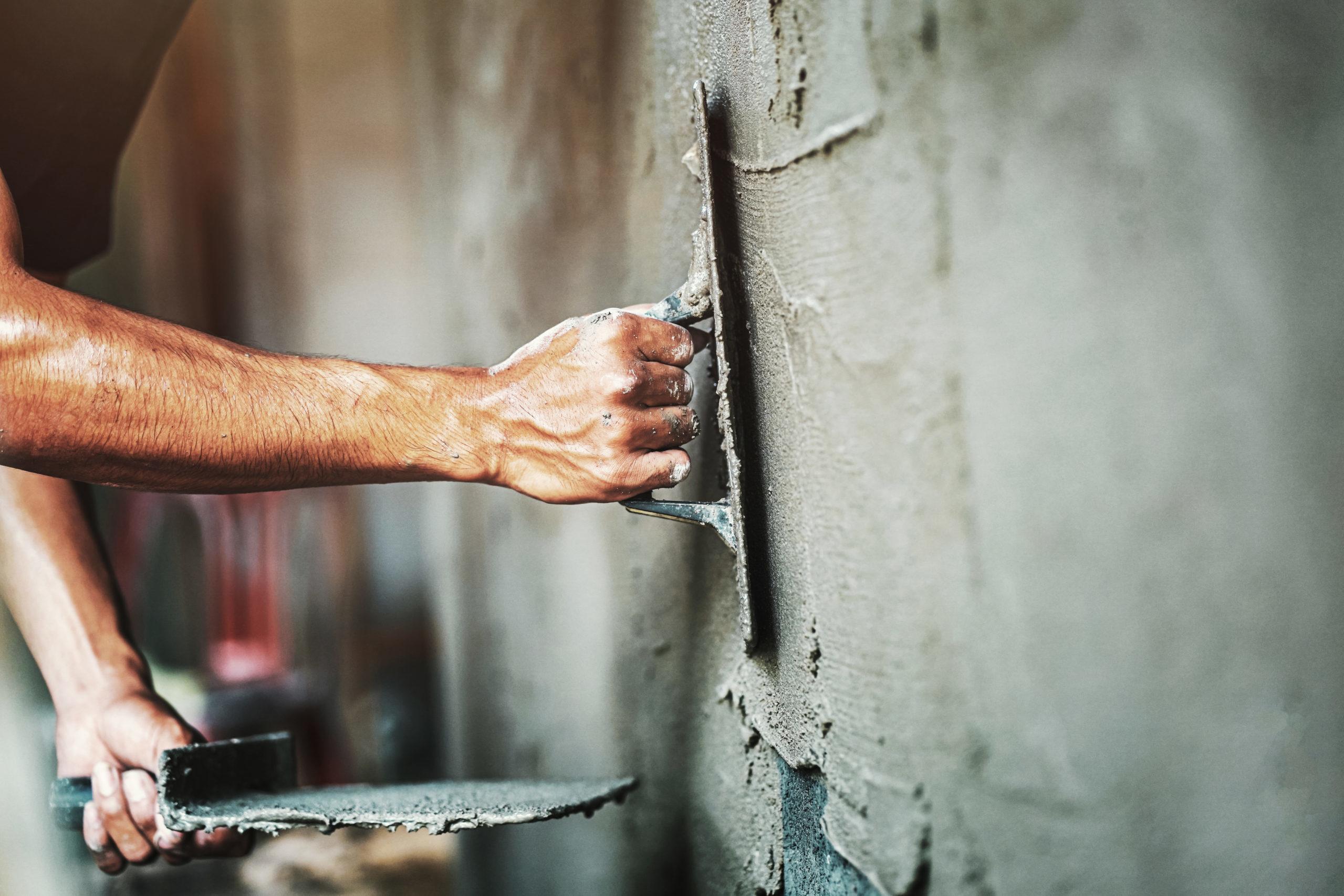 Steinreinigung | betonwand reinigen | Dachversieglung